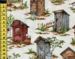 Nature's Calling - Toilettenhäuschen
