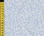Baby Buddies - Kreise und Quadrate hellblau