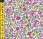 Blooming Chintz - Blumen rosa